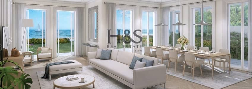 تاون هاوس 3 غرف نوم للبيع في جميرا، دبي - Secondary Market | 3 BR Middle Unit 4.99m
