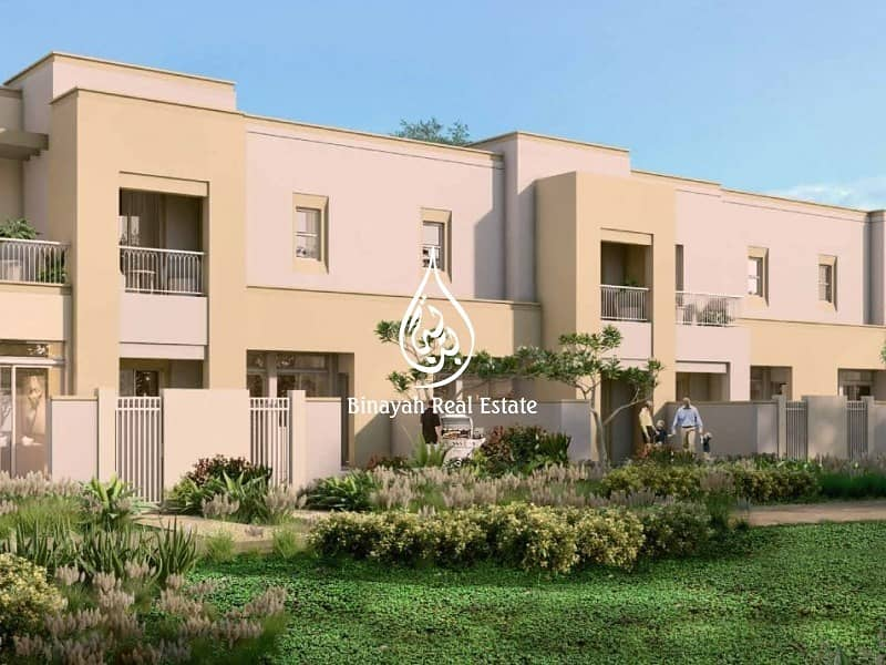 NASEEM 3BED | TOWN SQUARE | BRAND NEW