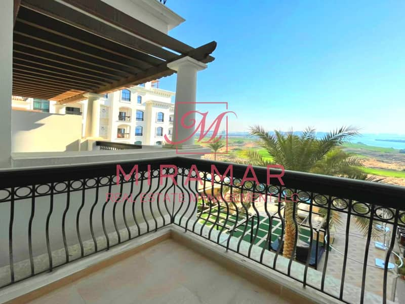 2 HOTTEST OFFER!!! FULL GOLF VIEW!!! LUXURY APARTMENT!! SMART LAYOUT!