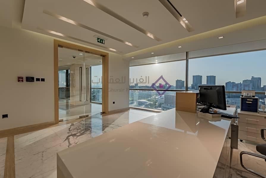 23 0% Commission | Al Muraqqabat |OFFICE SPACE FOR RENT |  AL GHURAIR OFFICE TOWER 2
