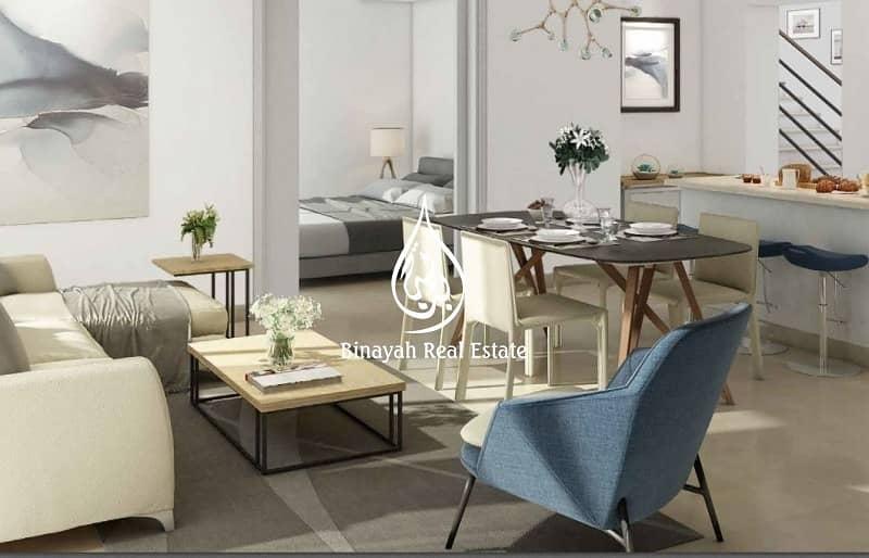 Single Row | 4 Bedroom + Maid | Naseem|