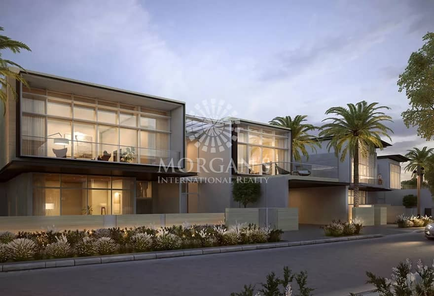 2 Stunning 6 BR Villa Contemporary Style