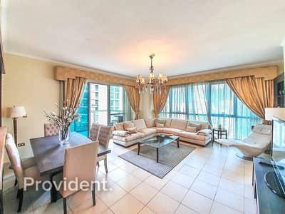 فلیٹ 2 غرفة نوم للبيع في وسط مدينة دبي، دبي - Alluring Views | Best Price l En suite Bedrooms