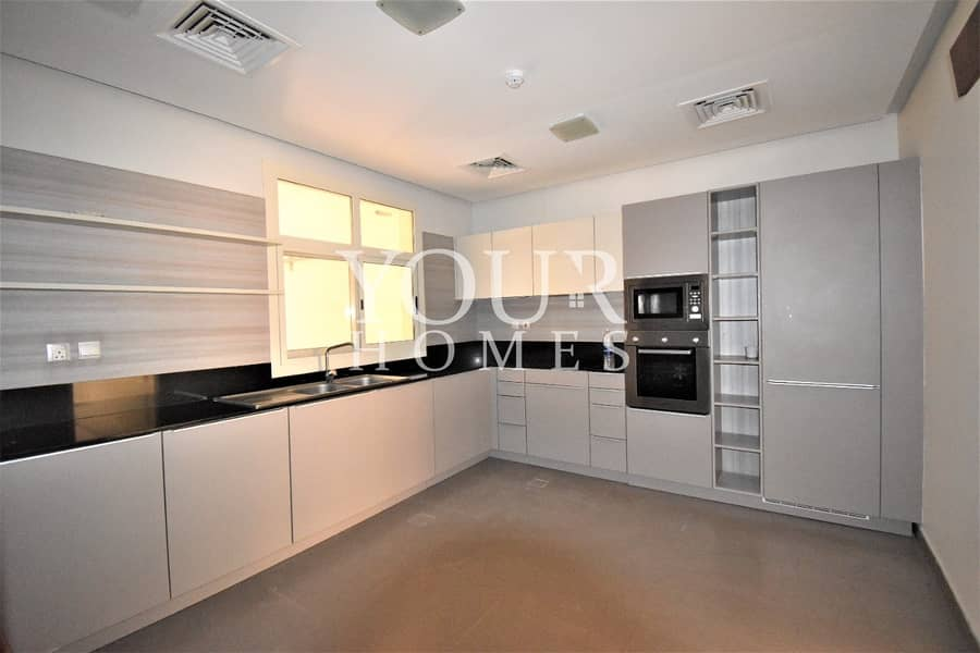 2 OP  Large 4BHK+M with closed kitchen JVC