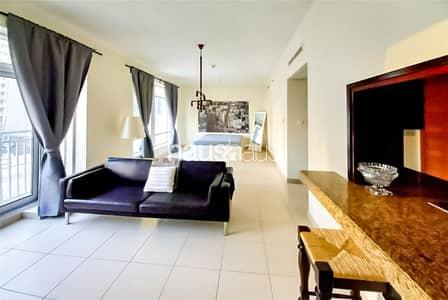 استوديو  للايجار في وسط مدينة دبي، دبي - Multiple Cheques | Huge Studio | Nicely Furnished