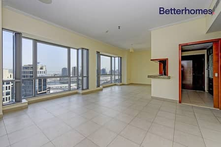 1 Bedroom Apartment for Rent in Downtown Dubai, Dubai - Spacious layout | Great community | High floor