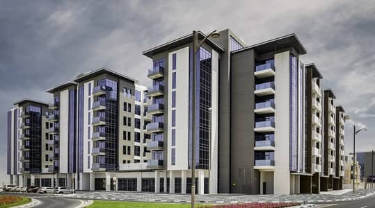 شقة 3 غرف نوم للايجار في الميناء، دبي - wasl port views building 5