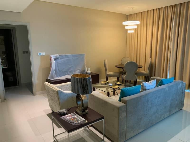 2 Upgraded   Furnished Apartment   Tenora in Dubai South