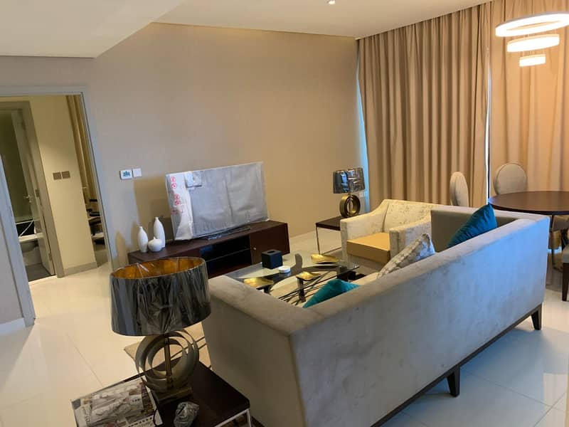 2 Upgraded | Furnished Apartment | Tenora in Dubai South