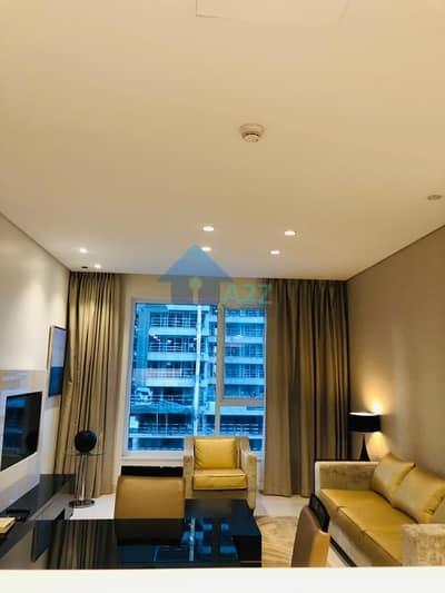 فلیٹ 1 غرفة نوم للايجار في الخليج التجاري، دبي - Luxury facilities |1 B/r |Furnished with all appliances !