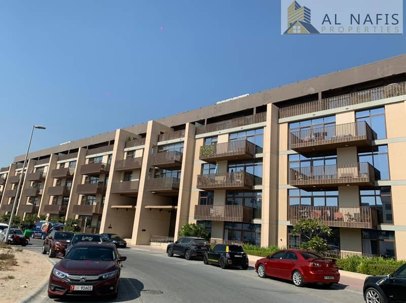 1 bed for rent in JVC Belgravia 1 60000 by 1 chq