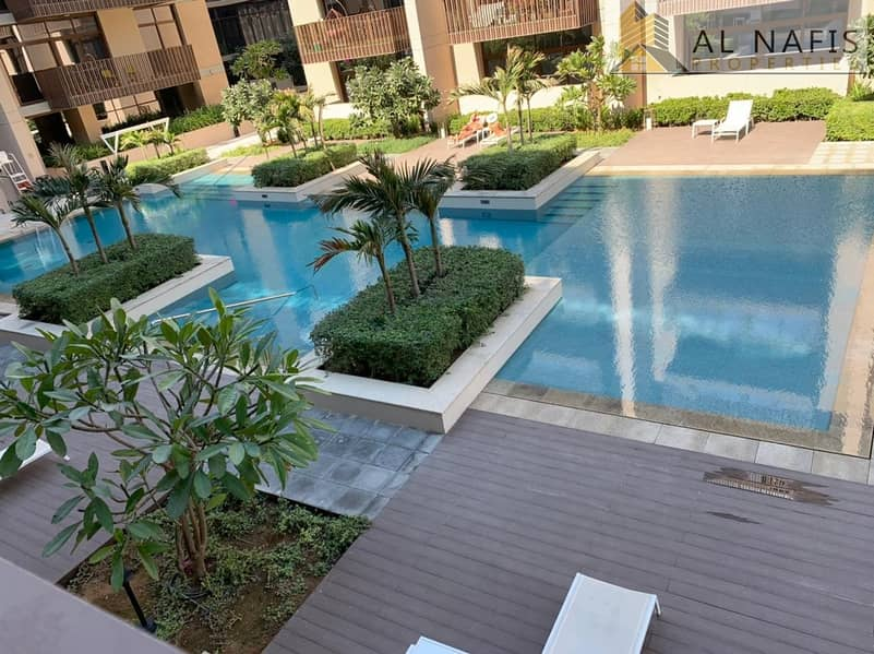 14 1 bed for rent in JVC Belgravia 1 60000 by 1 chq