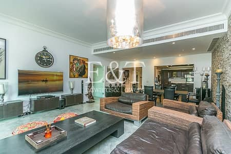 2 Bedroom Flat for Rent in Palm Jumeirah, Dubai - Stunning | Fully Upgraded 2 BR | F Type in Palm