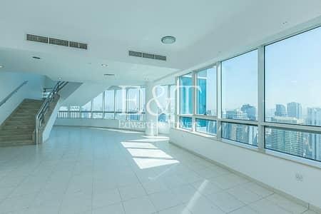 4 Bedroom Apartment for Rent in Dubai Marina, Dubai - Duplex Penthouse|Breathtaking View|Chiller Free