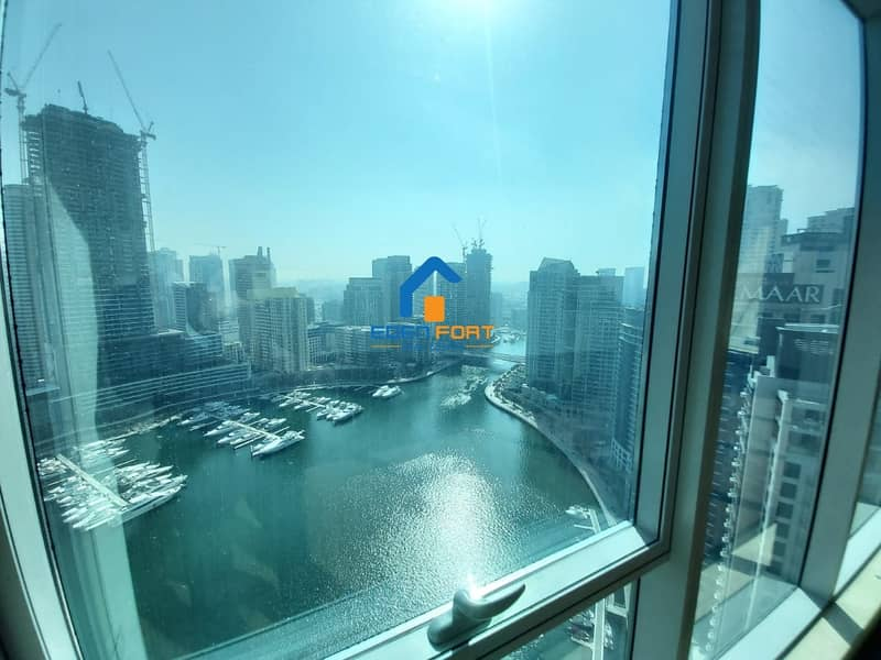 22 Largest Unit|Full Marina View|Vacant |Spacious