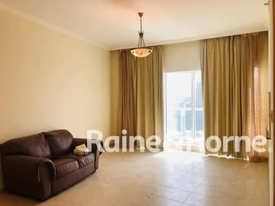 2 Bedroom Apartment for Sale in Downtown Dubai, Dubai - Rented 2 Bed - High Floor- Great Investment