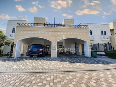 تاون هاوس 4 غرف نوم للبيع في مدن، دبي - Single Row 4 Bed Upgraded Townhouse Al Salam