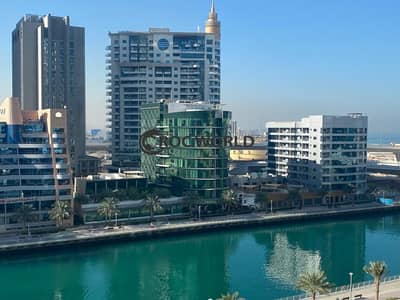 2 Bedroom Apartment for Rent in Dubai Marina, Dubai - Canal & Pool View | Spacious | Multiple Cheques |