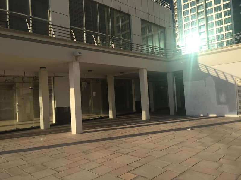 Shell and Core Shop for Rent in Dubai Gate 2 JLT.