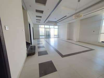 4 Bedroom Villa for Rent in Al Tai, Sharjah - LUXURY BRAND NEW 4 BR DUPLEX  VILLA  NEAR SHRJAH GRAND MOUSQE WITH AMERICAN STYLE KITCHEN AND 1 MONTH FREE RENT JUST 110 K