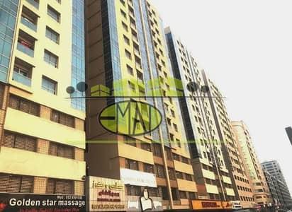 1 Bedroom Apartment for Sale in Garden City, Ajman - Garden City: 1 Bed Hall for Sale in Al Gerf near University & Court