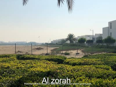 ارض سكنية  للبيع في الزوراء، عجمان - امتلك ارض لبناء فيلا في ارقي مكان باماره عجمان