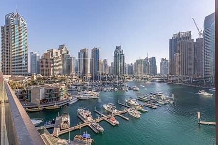 4 Bedroom Villa for Sale in Dubai Marina, Dubai - Astonishing 4BR Villa | Ready | Full Marina