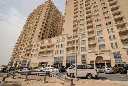 Shop for Rent in Downtown Jebel Ali, Dubai - Shell and Core I Ground floor I Suburbia