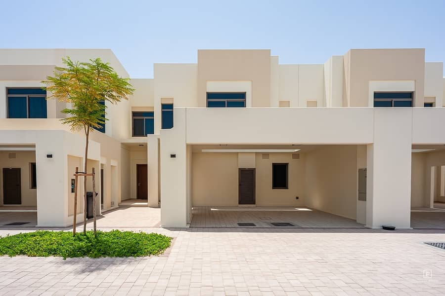 3 Bed plus Maids Noor Townhouse|Type 1|Brand New