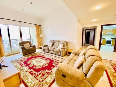 2 Bedroom Flat for Rent in Dubai Sports City, Dubai - Stylish Furnished 2 Bed High Floor Open Views