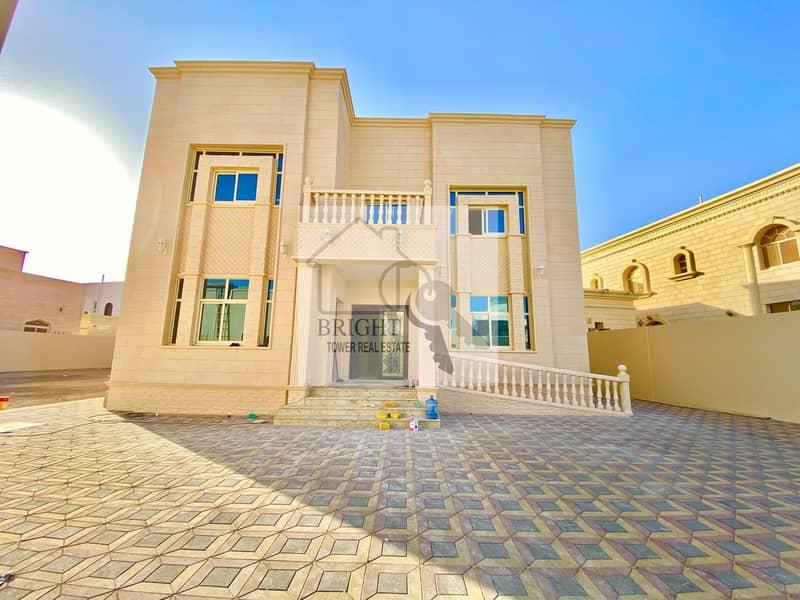 Brand New 5 Bedroom Villa In Al Sarooj