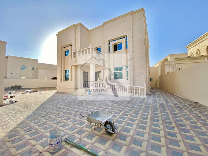 2 Brand New 5 Bedroom Villa In Al Sarooj