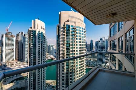 فلیٹ 1 غرفة نوم للبيع في دبي مارينا، دبي - Large 1 Bed