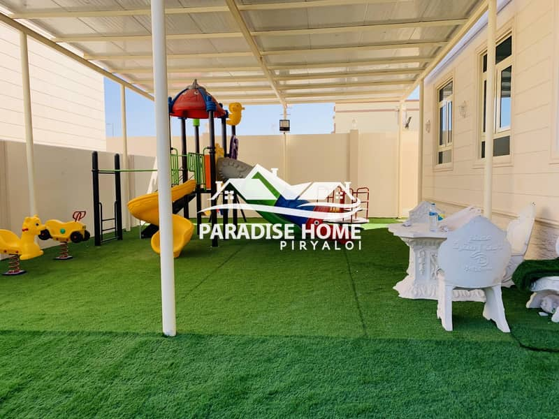 Brand New 2 Bed Hall With Maidroom In Al Rahba