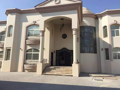 7 Bedroom Villa for Rent in Mohammed Bin Zayed City, Abu Dhabi - Huge 7 BR Villa with Driver room& 2 kitchens, Maids room MBZ City