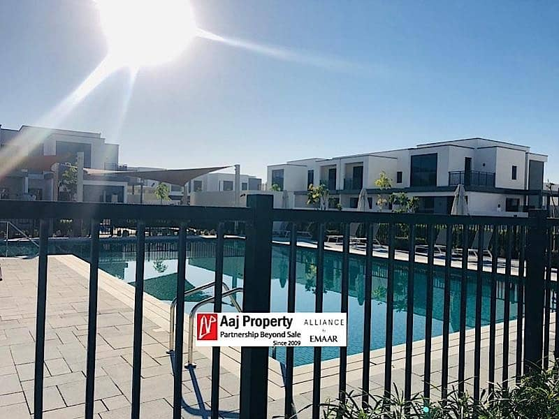 14 Amazing Deal  3BR+Maid next to the Pool
