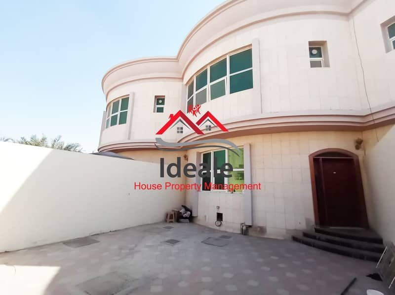 2 Excellent 4BR villa with balcony and parking