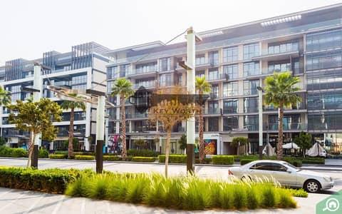 شقة 2 غرفة نوم للبيع في جميرا، دبي - Elegant & Spacious fully furnished 2BR + Maid apartment for sale !