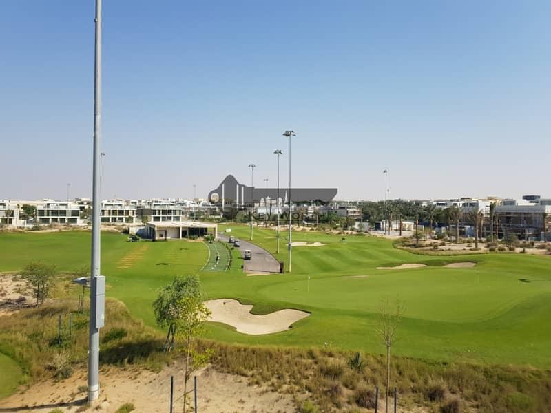 2 Corner villa  | Full golf course view | 40% 2 years post handover payment plan !