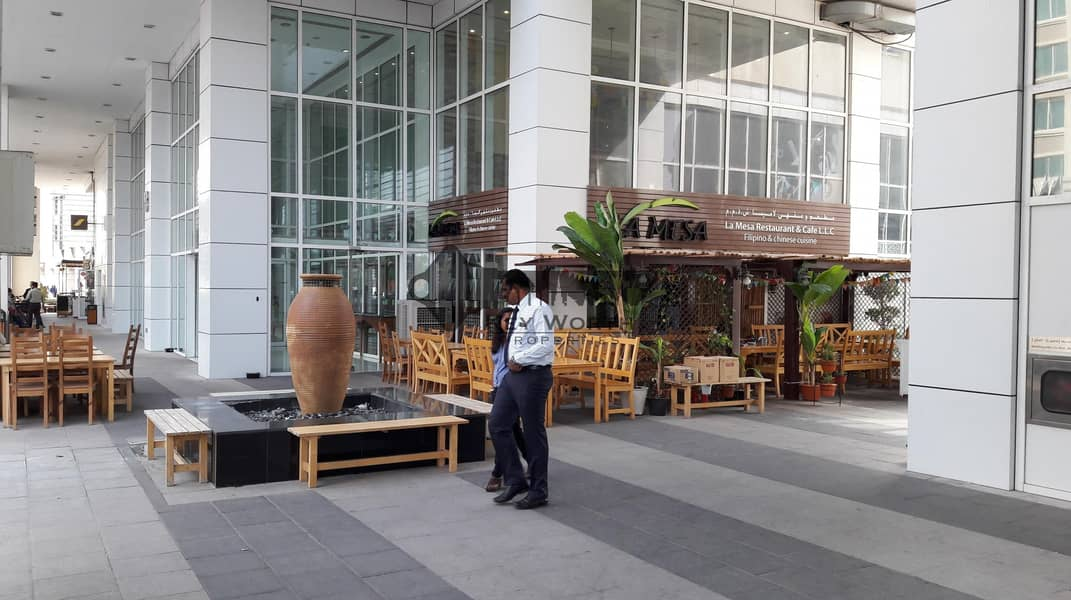 20 Nicely fitted office near to Deira City Center Metro station