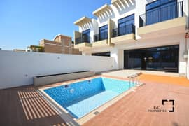 G+1 Villa | Brand New | Private Pool & Garden