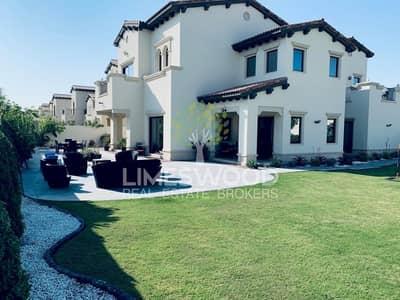 5 Bedroom Villa for Sale in Al Ittihad Village, Ajman - Huge Plot 5BR | Type 4 | Corner Villa | Best Place