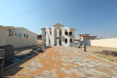 6 Bedroom Villa for Sale in Shakhbout City (Khalifa City B), Abu Dhabi - Brand New  Villa For Sale In Shakhbout