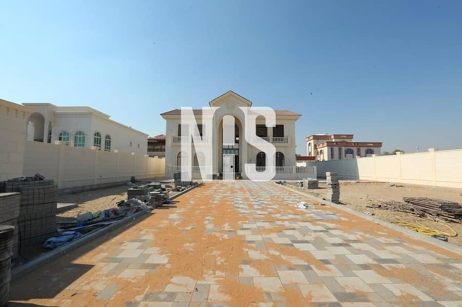 Brand New  Villa For Sale In Shakhbout