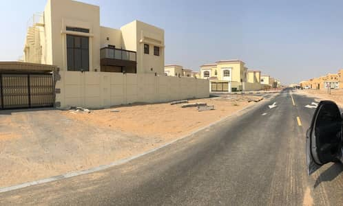 Plot for Sale in Al Aaliah, Ajman - own commercial land in ajman with 3 years installments