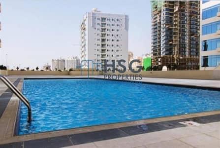 استوديو  للايجار في مدينة دبي الرياضية، دبي - Vacant Golf Couse View Studio in Royal Residence 1