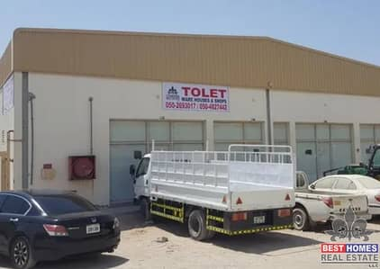 Shop for rent for Industrial / Commercial purposes