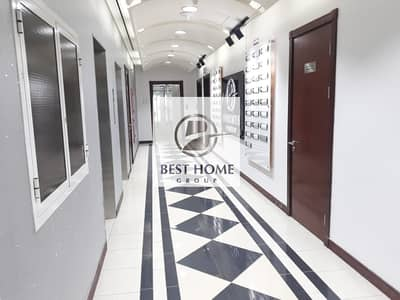 Office for Rent in Mohammed Bin Zayed City, Abu Dhabi - Offices for rent for low-cost budget in Mazyad Mall I No commission to be collected