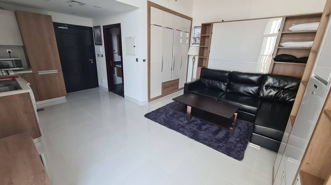 At Lowest Price | Brand New Furnished Studio | Near to Metro