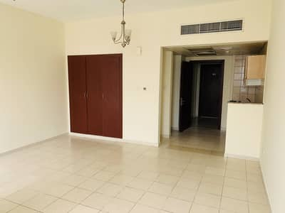 Studio for Sale in International City, Dubai - Extra Large Studio With Balcony England Cluster Garden view
